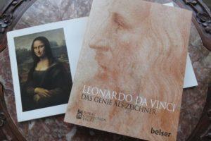© Cover: »Leonardo da Vinci« von Martin Clayton / Belser Verlag