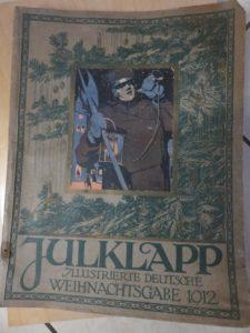 »Julklapp - Illustrierte Deutsche Weihnachtsausgabe 1912«