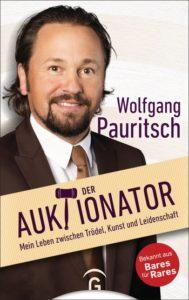 © Cover:»Der Auktionator« von Wolfgang Pauritsch / Gütersloher Verlagshaus