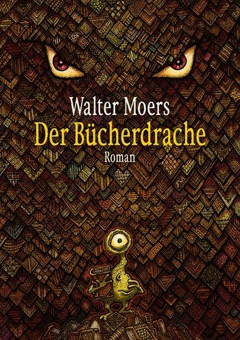 © Cover: »Der Bücherdrache« von Walter Moers / Penguin Verlag