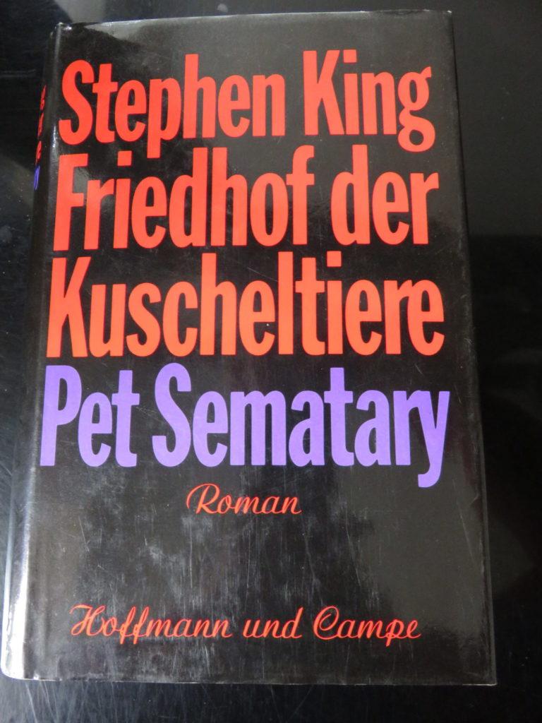 Deutsche Erstausgabe Hoffmann & Campe, 1985