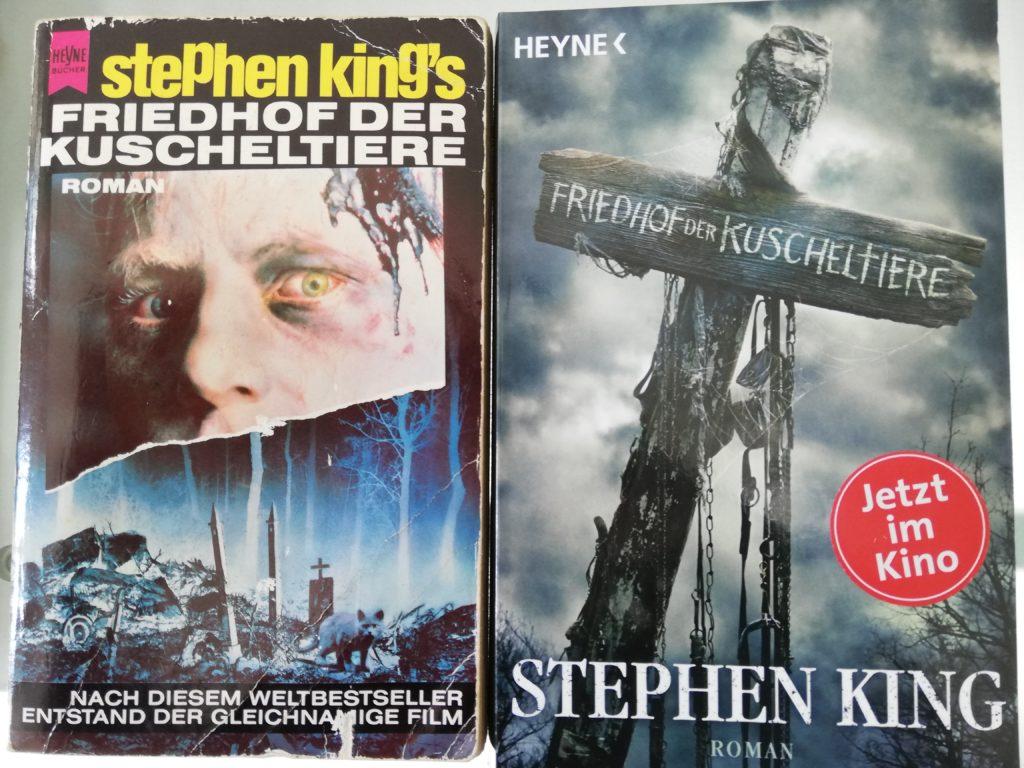 Cover »Friedhof der Kuscheltiere« - Buch zum Film 1989 - 2019