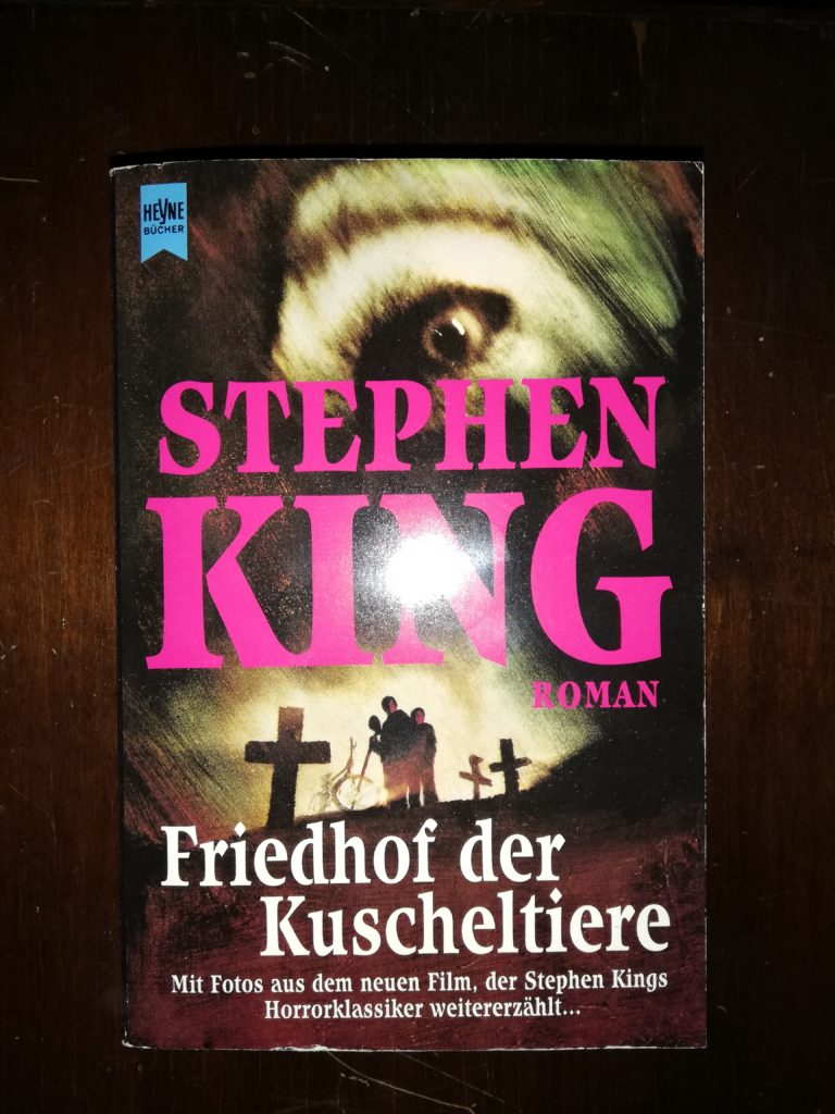 Ausgabe zu Film Teil 2, Heyne Verlag, 1993