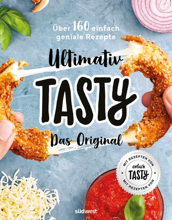 © Cover: »Ultimativ Tasty« / Südwest Verlag