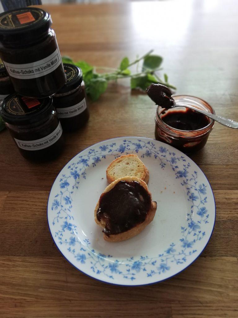 Kaffee-Schoko-Creme de Luxe