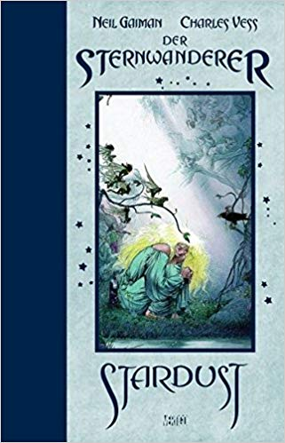 © Cover: »Der Sternwanderer« von Neil Gaiman  / Charles Voss / Panini