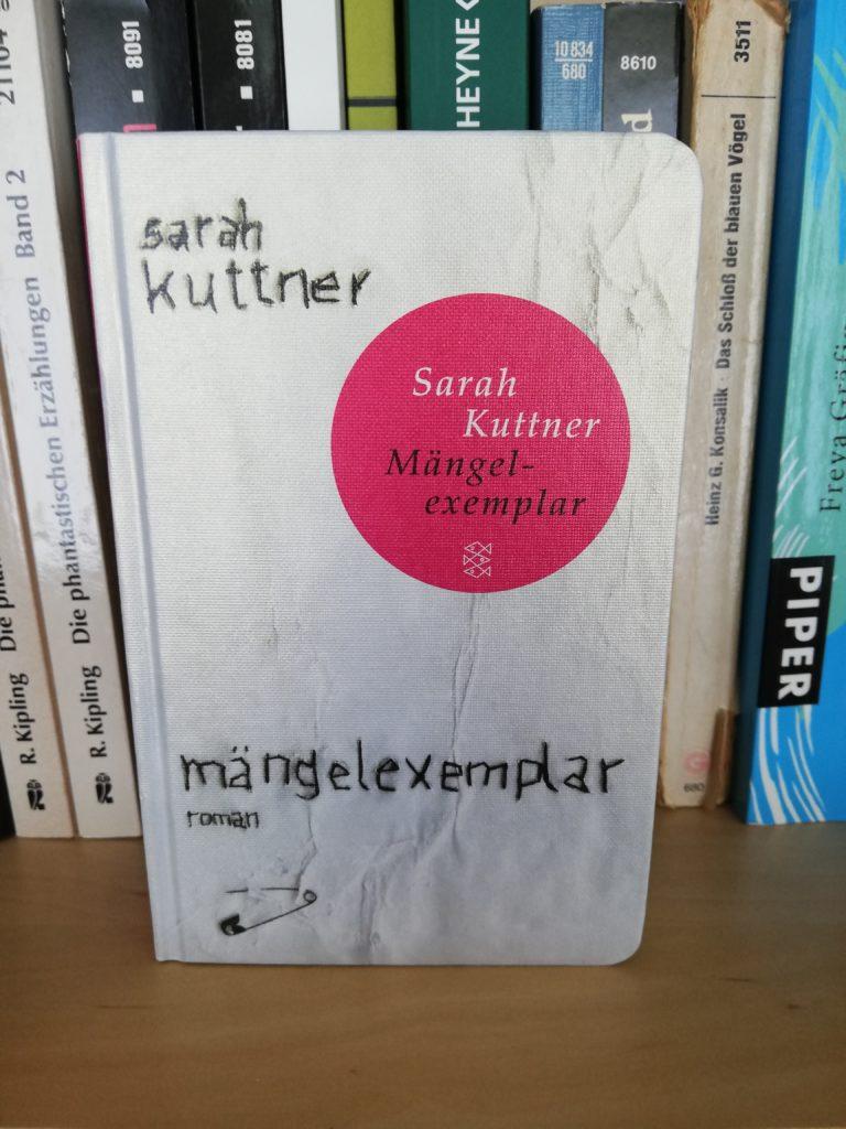 © Cover: »Mängelexemplar« von Sarah Kuttner / Fischer TaschenBibliothek