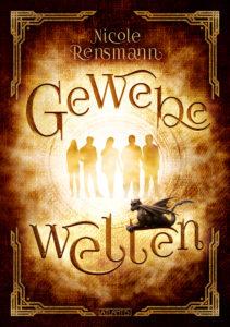 Nicole Rensmann - Gewebewelten - Phantastischer Roman 2020