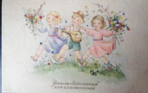 Ansichtskarten von Lore Friedrich-Gronau