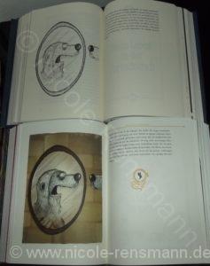 """""""Die 13 1/2 Leben des Käptn` Blaubär"""" - im Vergleich: in s/w und coloriert"""