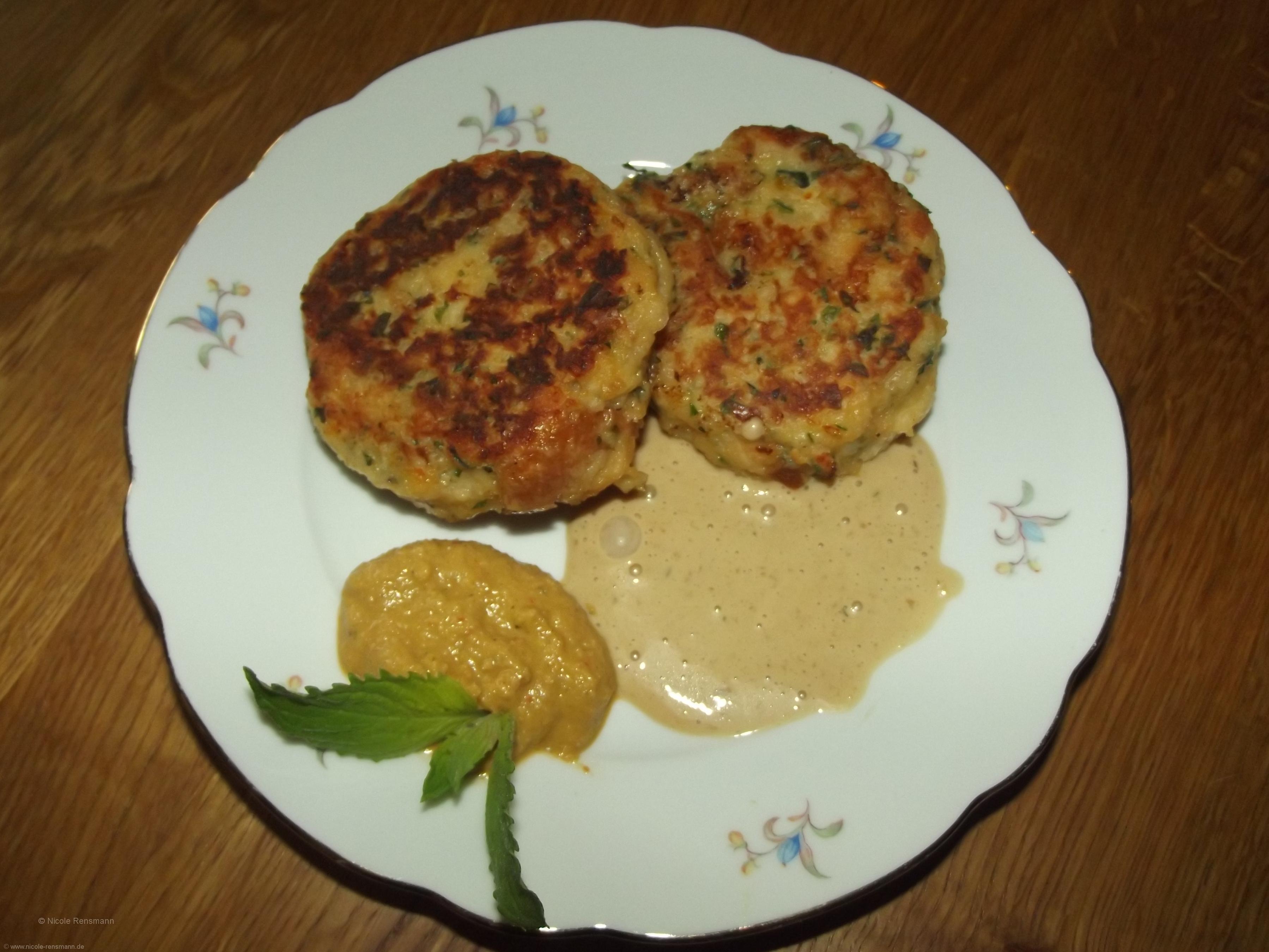 Kaspressknödel - tolles Gericht mit deftigen Käse und als Verwertung für altes Brot